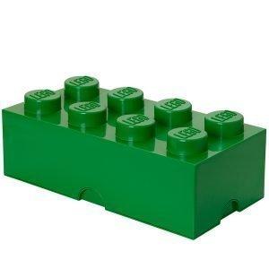 Room Copenhagen Lego Säilytyslaatikko 8 Vihreä
