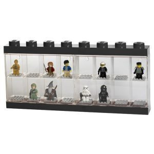 Room Copenhagen Lego Vitriini Iso Musta