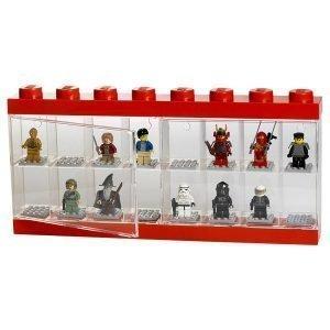 Room Copenhagen Lego Vitriini Iso Punainen