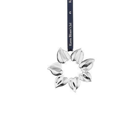 Rosendahl Auringonkukka 8cm hopeoitu