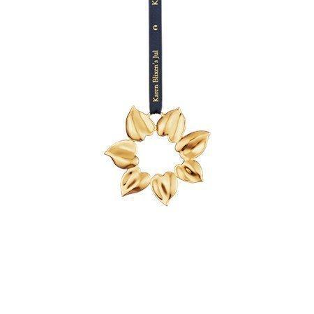 Rosendahl Aurinkotähti 6 cm kullattu