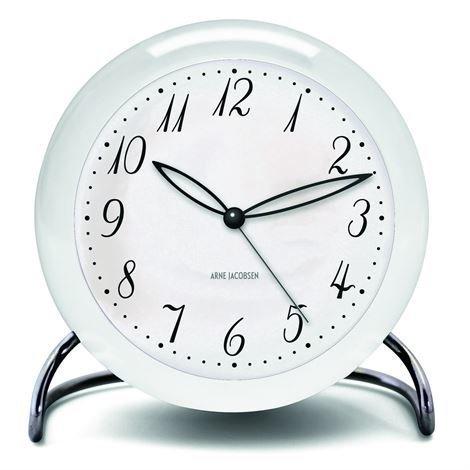 Rosendahl Timepieces Aj Lk Pöytäkello Valkoinen
