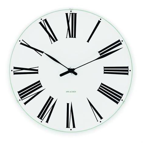 Rosendahl Timepieces Arne Jacobsen Roman Seinäkello Ø 29 cm