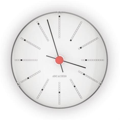 Rosendahl Timepieces Arne Jacobsenin Bankers Kello Ø 120 mm