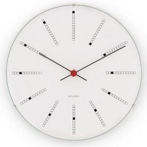 Rosendahl Timepieces Arne Jacobsenin Bankers Kello Ø 160 mm