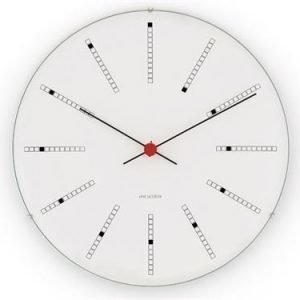 Rosendahl Timepieces Arne Jacobsenin Bankers Kello Ø 210 mm