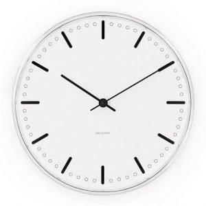 Rosendahl Timepieces Arne Jacobsenin City Hall Kello Ø 210 mm