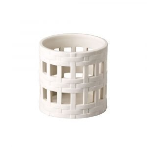 Rosenthal Green Garden Kynttilälyhty Cylinder Valkoinen 7 Cm