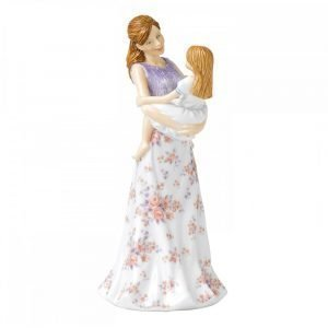 Royal Doulton Figure Of The Year 2014 Mothers Figure 22 Cm