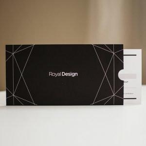 Royaldesign Lahjakortti 43€