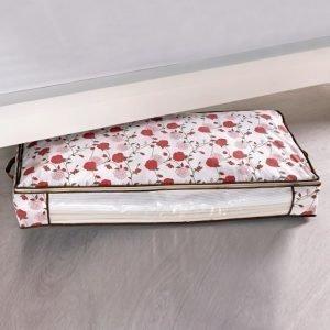 Sängynaluslaatikko 4-Pakkaus Monivärinen