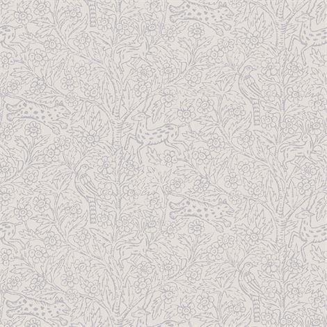 Sandberg Wallpaper Eden Tapetti Tummansininen