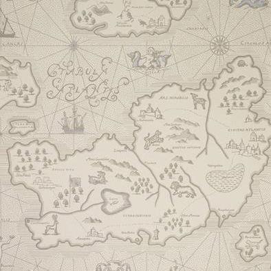 Sandberg Wallpaper Ferdinand Tapetti Beige