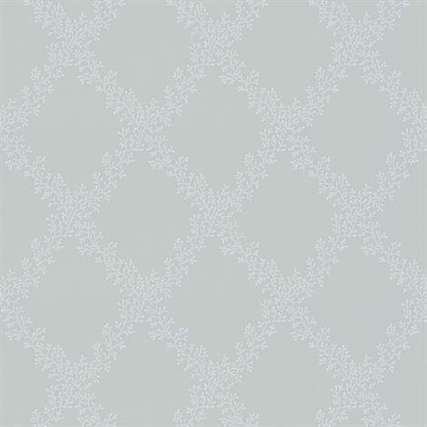 Sandberg Wallpaper Gilda Tapetti Vaaleanharmaa