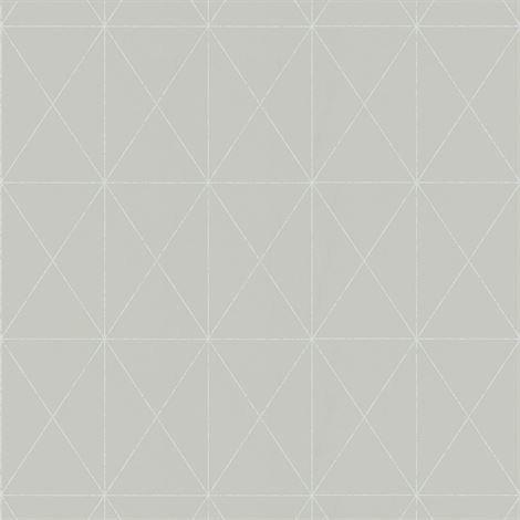 Sandberg Wallpaper Otto Tapetti Vaaleanharmaa