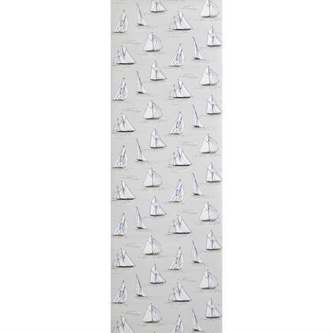 Sandberg Wallpaper Pelle Tapetti Sininen