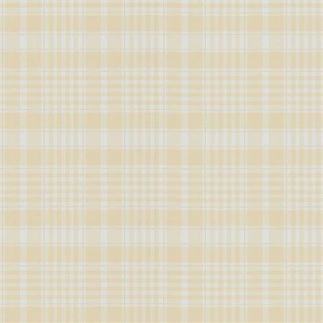 Sandberg Wallpaper Rut Tapetti Keltainen