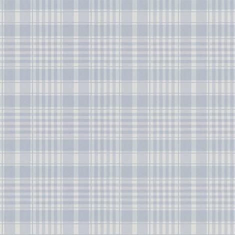 Sandberg Wallpaper Rut Tapetti Sininen