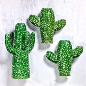Serax Cactus Maljakko S Vihreä
