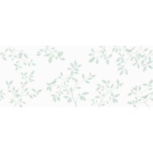 Siluett Frost Birds Ikkunakalvo Grön 48x120 Cm
