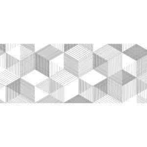 Siluett Frost Graphite Ikkunakalvo 48x120 Cm