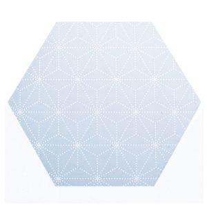 Siluett Frost Hexagon Ikkunakalvo 15