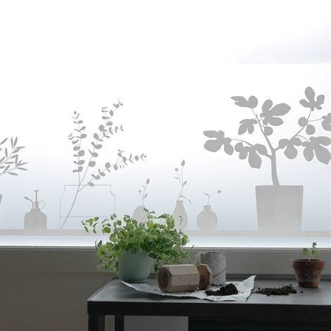Siluett Frost Stilleben Ikkunakalvo 48x120 cm