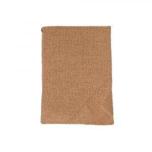 Simply Scandinavian Solid Star Knit Huopa Truffle Beige 130x180 Cm
