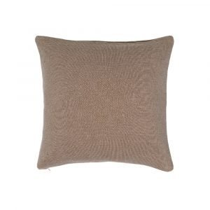 Simply Scandinavian Solid Star Knit Tyyny Truffle Beige 50x50 Cm