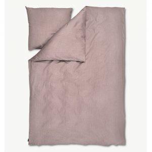 Skagerak Nebulosa Pussilakanasetti Vaaleanpunainen