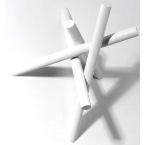 Smd Design Hayman Vaateripustin Mini Valkoinen