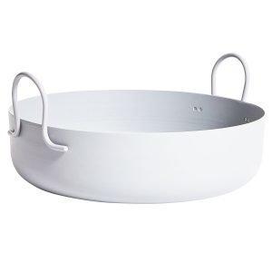 Smd Design Tivoli Ruukku 50 Matala Valkoinen