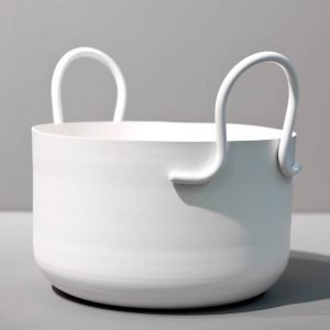 Smd Design Tivoli Ruukku Valkoinen 17 Cm