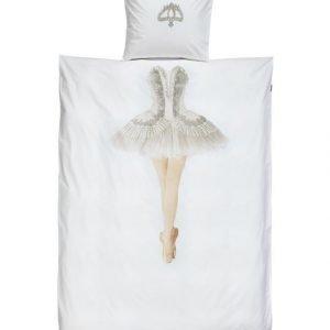 Snurk Ballerina Pussilakanasetti 150 X 210 + 50 X 60 cm