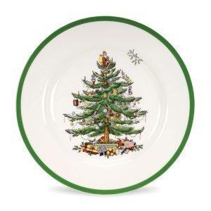 Spode Christmas Tree Lautanen 27 Cm