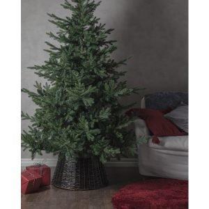 Star Granig Korisuojus Joulukuusen Jalalle Tummanruskea