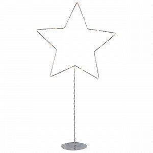Star Trading Jalallinen Tähti Messinki 31x60 Cm