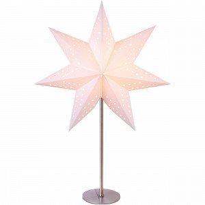 Star Trading Jalallinen Tähti Valkoinen 34x51 Cm