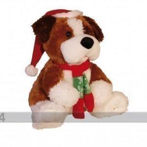 Star Trading Joulukoriste Istuva Koiranpentu
