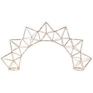 Star Trading Kynttilänjalka Edge bow Kupari