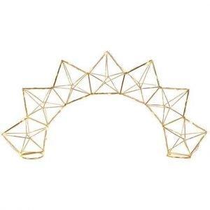 Star Trading Kynttilänjalka Edge bow Messinki