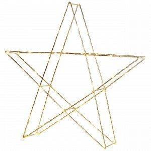 Star Trading Pöytätähti Messinki 45x43 Cm