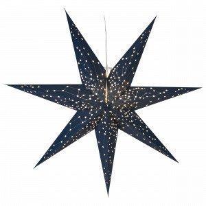 Star Trading Paperitähti Sininen 21x100 Cm