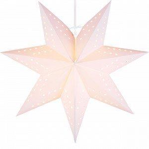 Star Trading Paperitähti Valkoinen 14x34 Cm