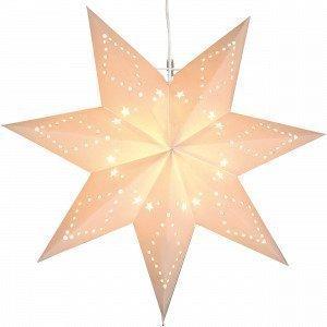 Star Trading Paperitähti Valkoinen 14x43 Cm