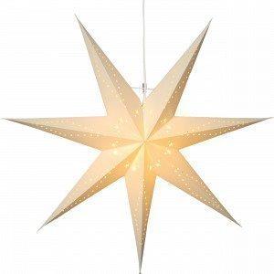 Star Trading Paperitähti Valkoinen 16x70 Cm