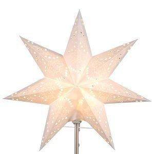 Star Trading Sensy Joulutähti Valkoinen