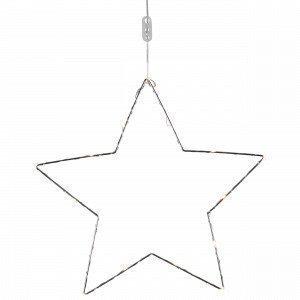 Star Trading Tähti Messinki 37 Cm