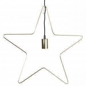 Star Trading Tähti Messinki 52x50 Cm