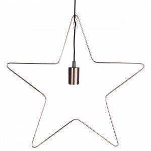 Star Trading Tähti Musta 52x50 Cm